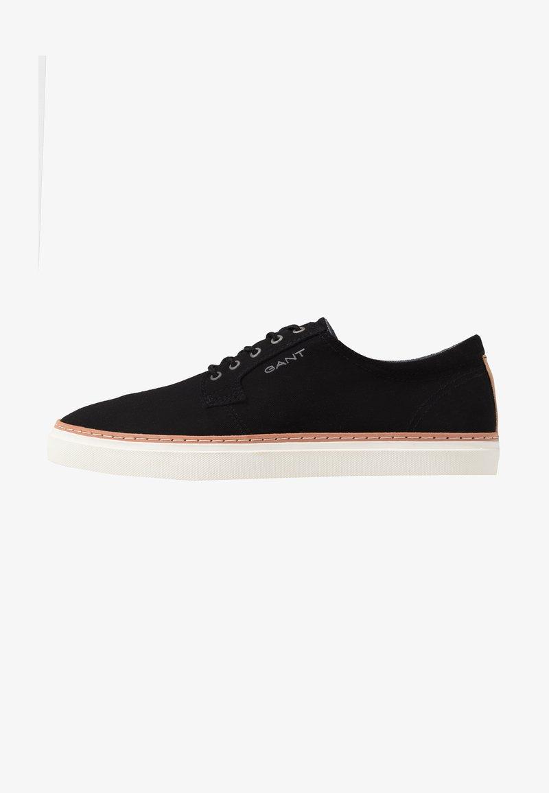GANT - PREPVILLE - Zapatillas - black
