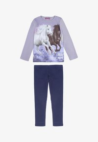 Miss Melody - Pyjama set - twilight purple - 0