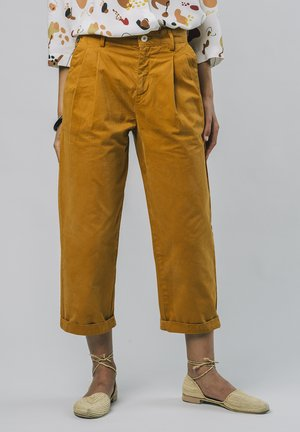 Tygbyxor - orange