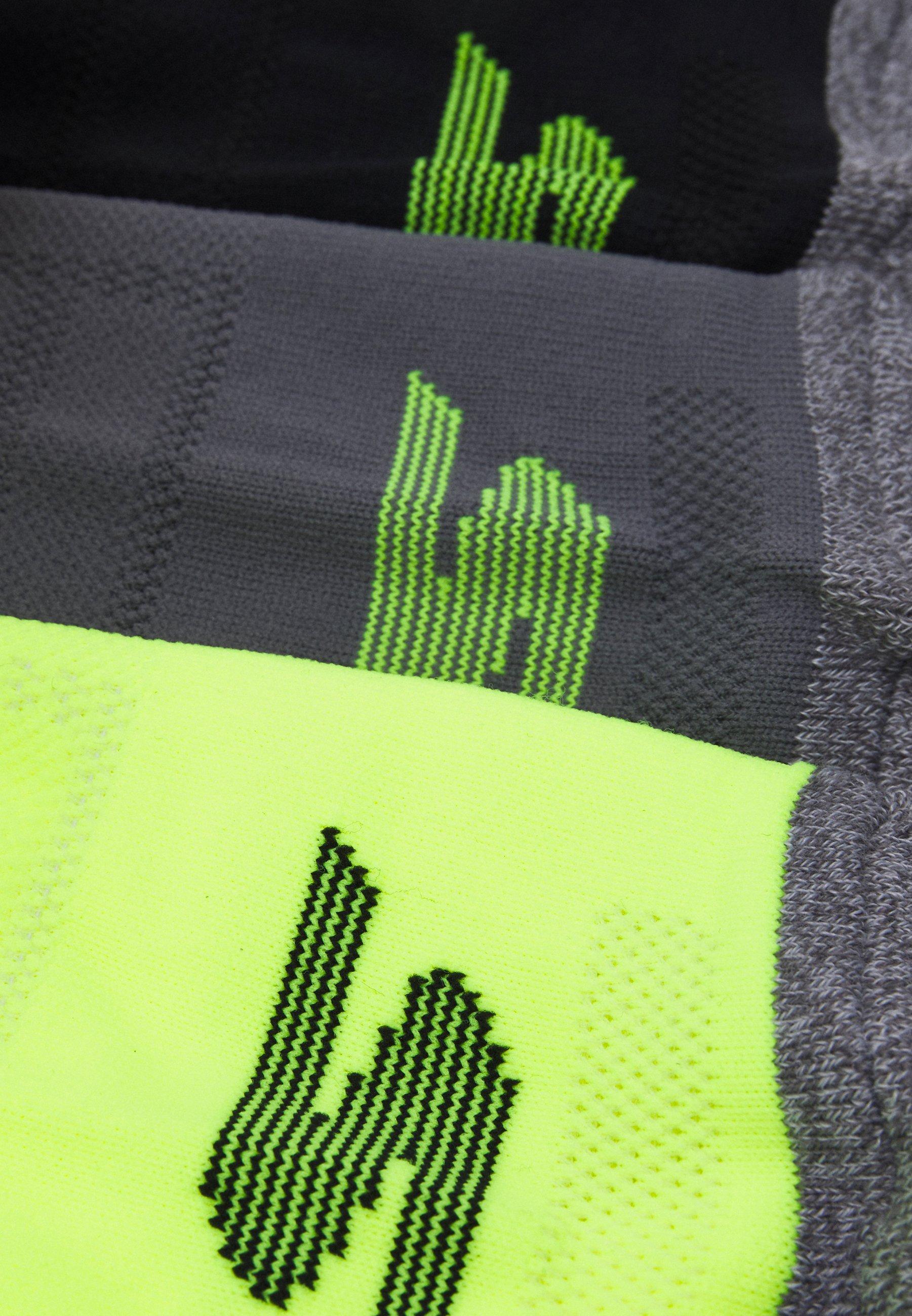 Men MENS PERFORMANCE QUARTER 6 PACK - Sports socks