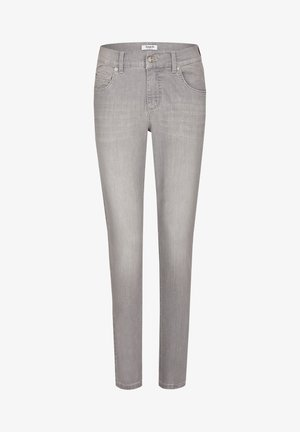 Jeans Skinny Fit - hellgrau