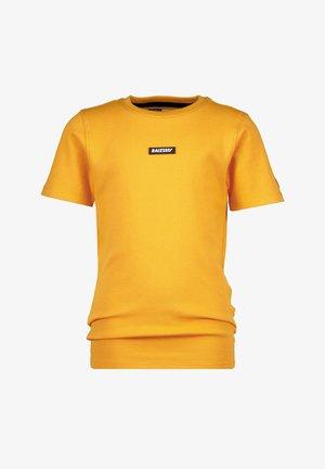T-shirt basic - tiger orange