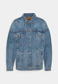 American Eagle - BOYFRIEND JACKET - Denim jacket - medium indigo - 0
