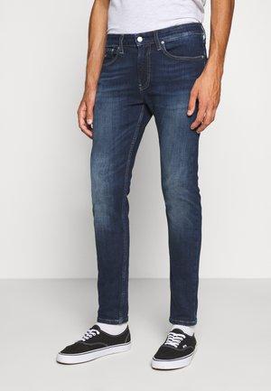 SKINNY - Skinny džíny - dark blue