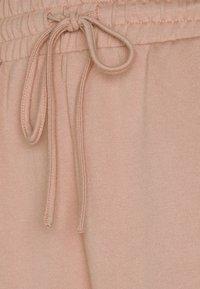 ONLY - ONLLIVVY CROPPED SET - Sweatshirt - mahogany rose - 4