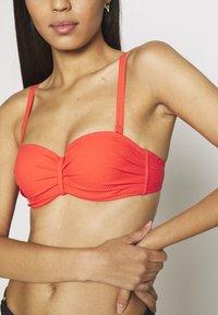Cyell - Bikini top - coral - 5