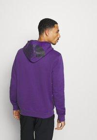 The North Face - SEASONAL DREW PEAK - Hoodie - peak purple - 2