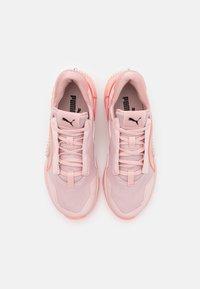 Puma - PROVOKE XT PEARL - Sports shoes - peachskin/energy peach/black - 3
