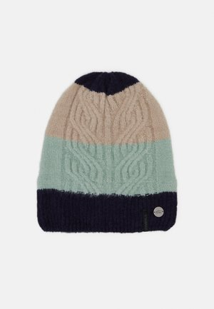 CABLE BEANIE - Lue - scale
