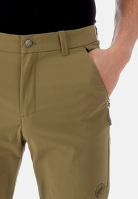 Mammut - Snow pants - olive - 2