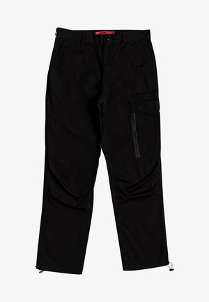 UNO  - Cargo trousers - black