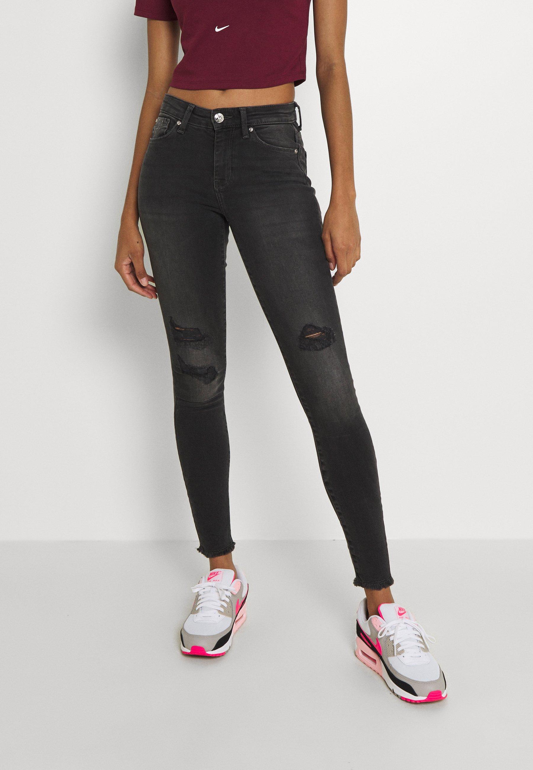 Damen ONLCARMEN - Jeans Skinny Fit
