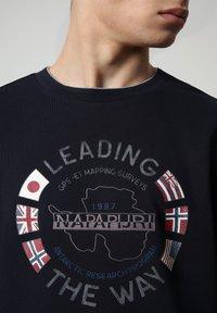 Napapijri - BALYA CREW - Sweatshirt - blu marine - 3