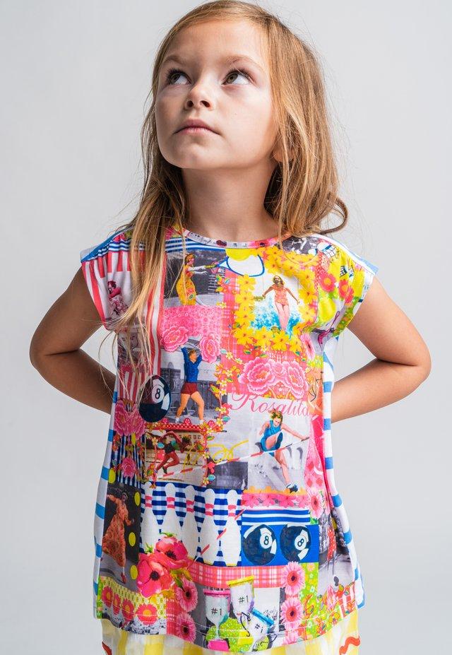 DIXMONT - Print T-shirt - unico
