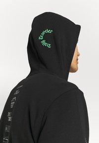 adidas Performance - X CITY HOODY - Sweatshirt - black - 6