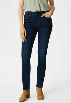 Slim fit jeans - jeans-blau