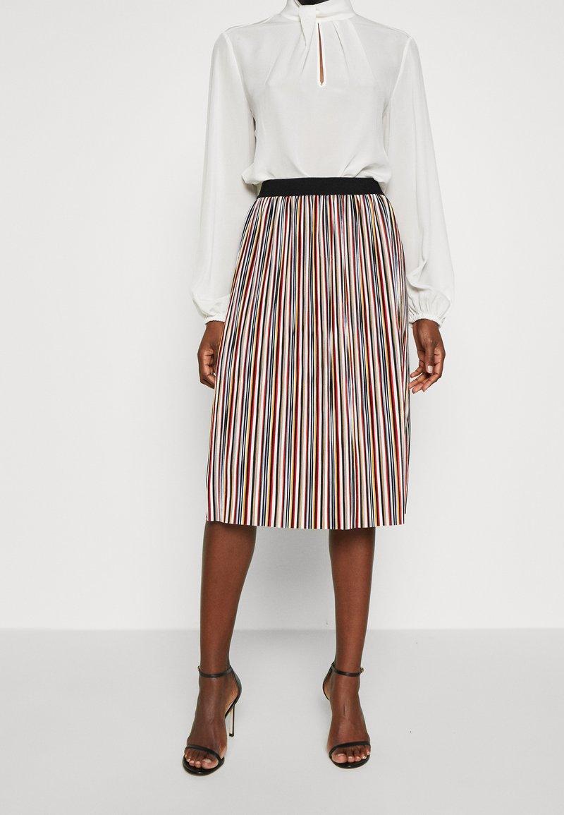 Bruuns Bazaar - ELAINA CECILIE SKIRT - A-line skirt - multi color
