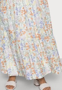 Esprit - SKIRT - Maxi skirt - off white - 3