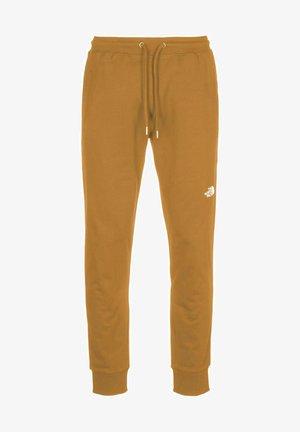 Pantalones deportivos - timber tan