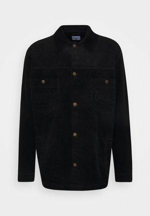 SIGNATURE JACKET - Košile - black