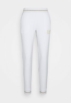 Tracksuit bottoms - white