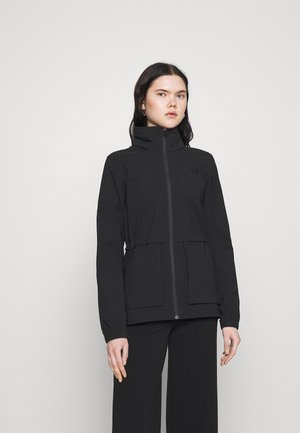 SIGHTSEER JACKET - Summer jacket - black