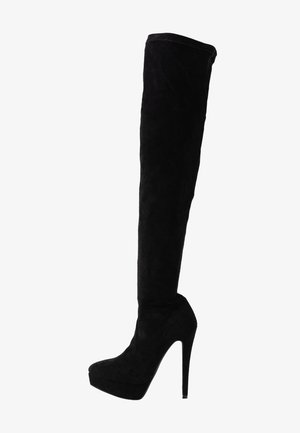 MORELLE - High Heel Stiefel - black