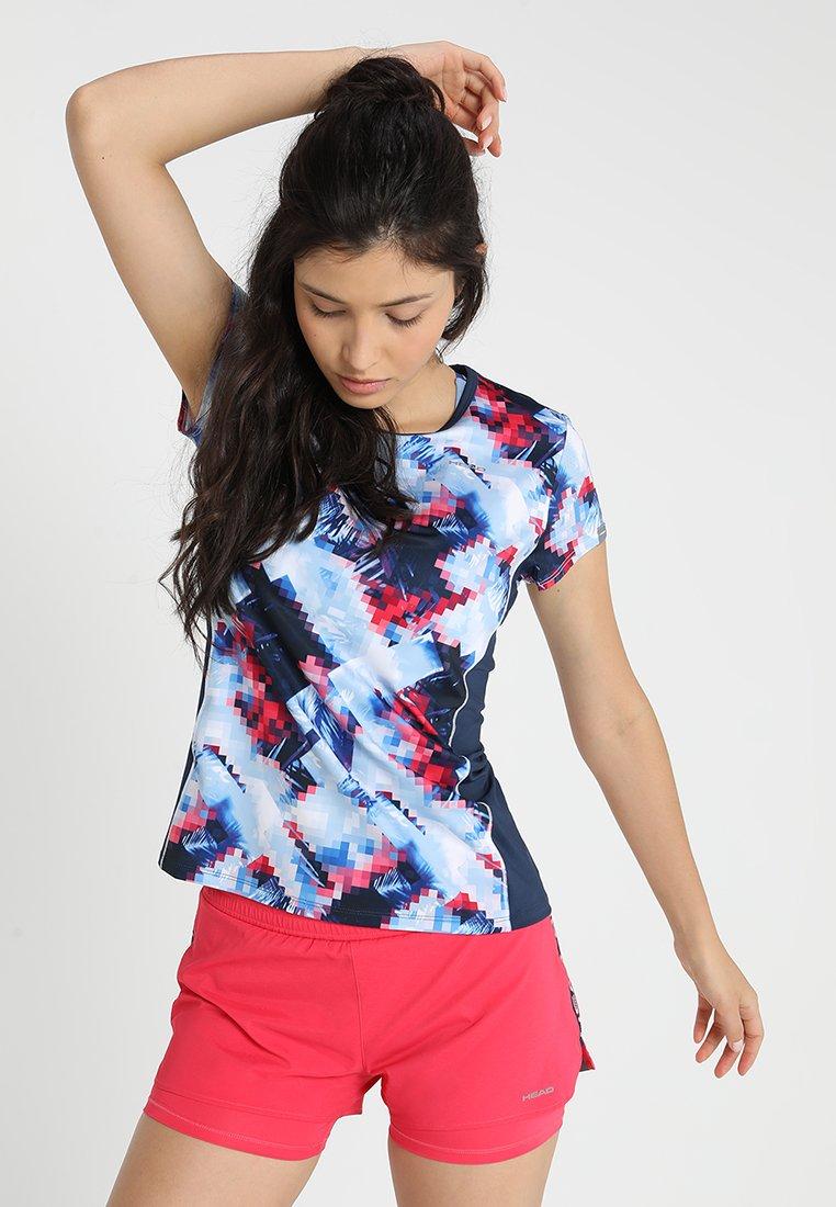 Head - MIA - T-shirts med print - royal blue/darkblue