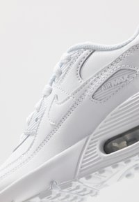 Nike Sportswear - AIR MAX 90 - Sneakers laag - white/metallic silver - 2