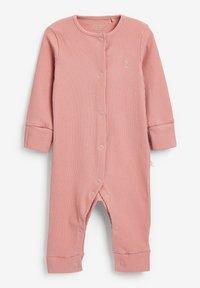 Next - Sleep suit - pink - 3