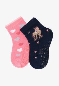 Sterntaler - Socks - rosa - 0