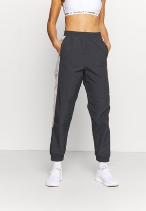 ONPMEA LOOSE - Tracksuit bottoms - blue graphite/white/sleet