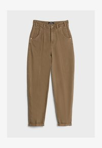 Bershka - Bukser - brown - 4