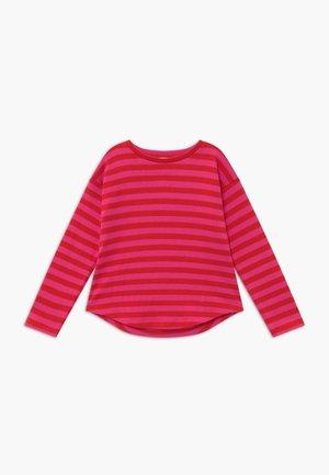BRETAGNE ORGANIC THILKELINA - Pullover - pink /red