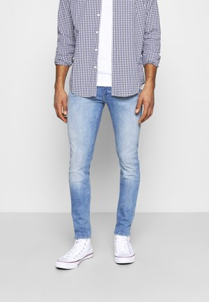JJILIAM JJORIGINAL  - Jeans Tapered Fit - blue denim