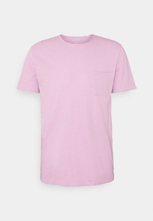 SHORT SLEEVE ROUND NECK - Basic T-shirt - berry shake
