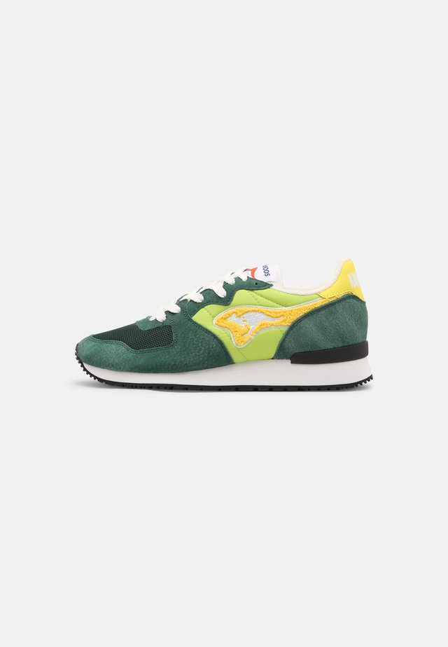 AUSSIE - Sneakers laag - forest