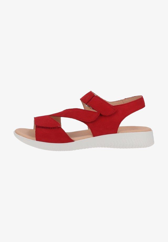 Sandales de randonnée - marte rot