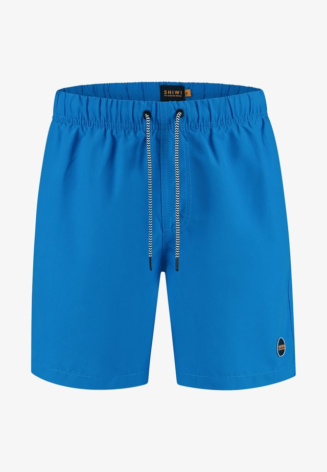 MIKE - Swimming shorts - electric blue