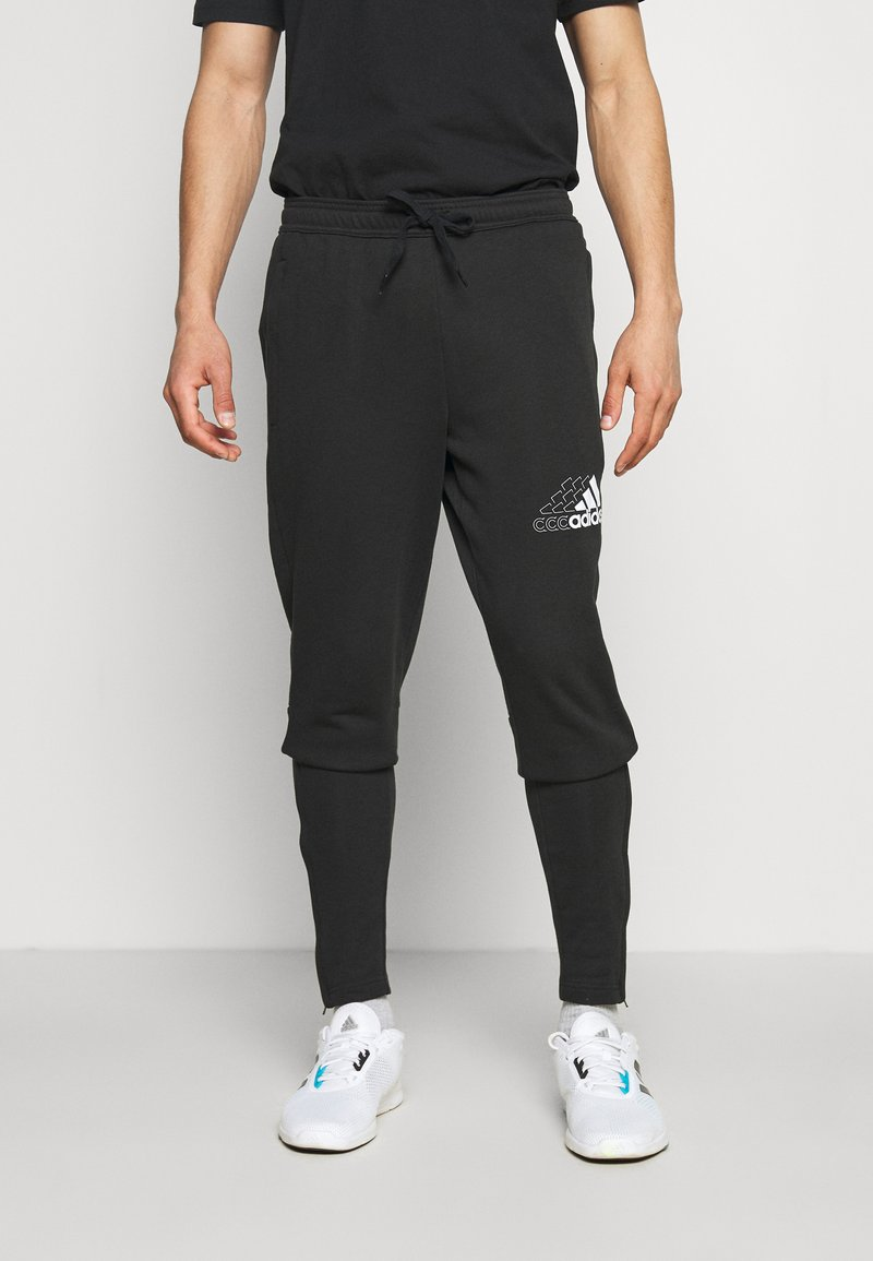adidas Performance - BLUV SERE ESSENTIALS - Pantaloni sportivi - black