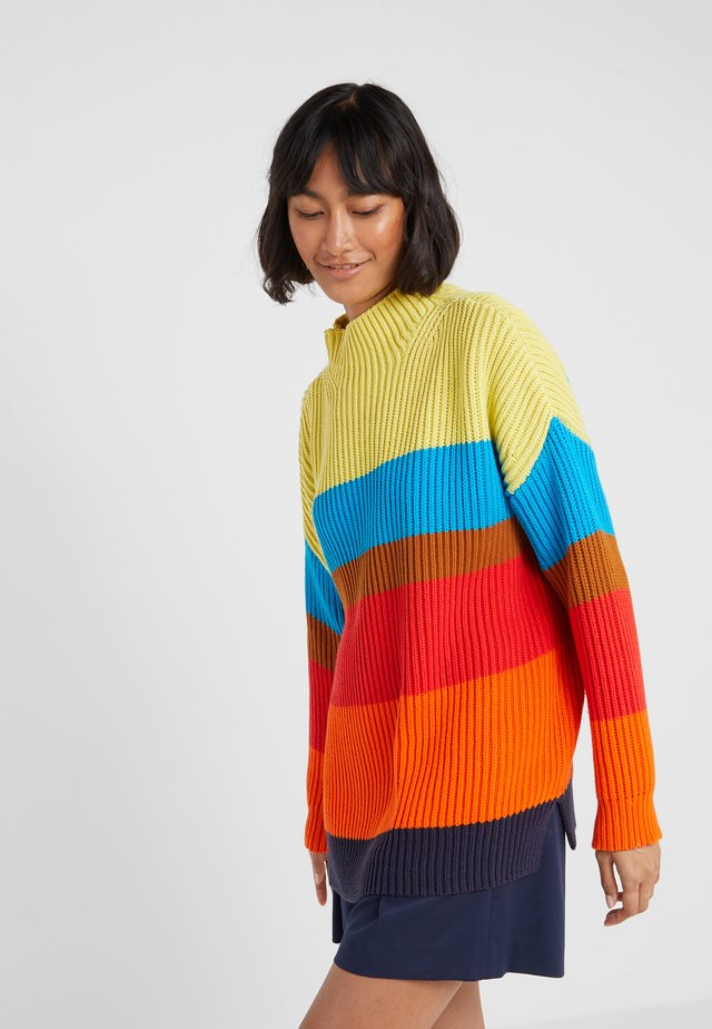 RIVIERA STRIPE - Jumper - multi