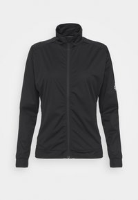 Cross Sportswear - WOMENS WIND JACKET - Softshellová bunda - black - 0