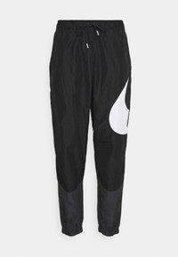Nike Sportswear - PANT - Spodnie treningowe - black/anthracite/white - 4