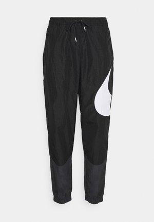 PANT - Teplákové kalhoty - black/anthracite/white