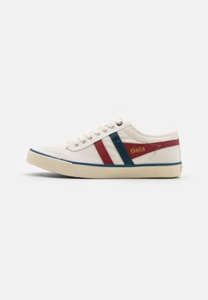 COMET - Sneakers - offwhite/deep red/vintage blue