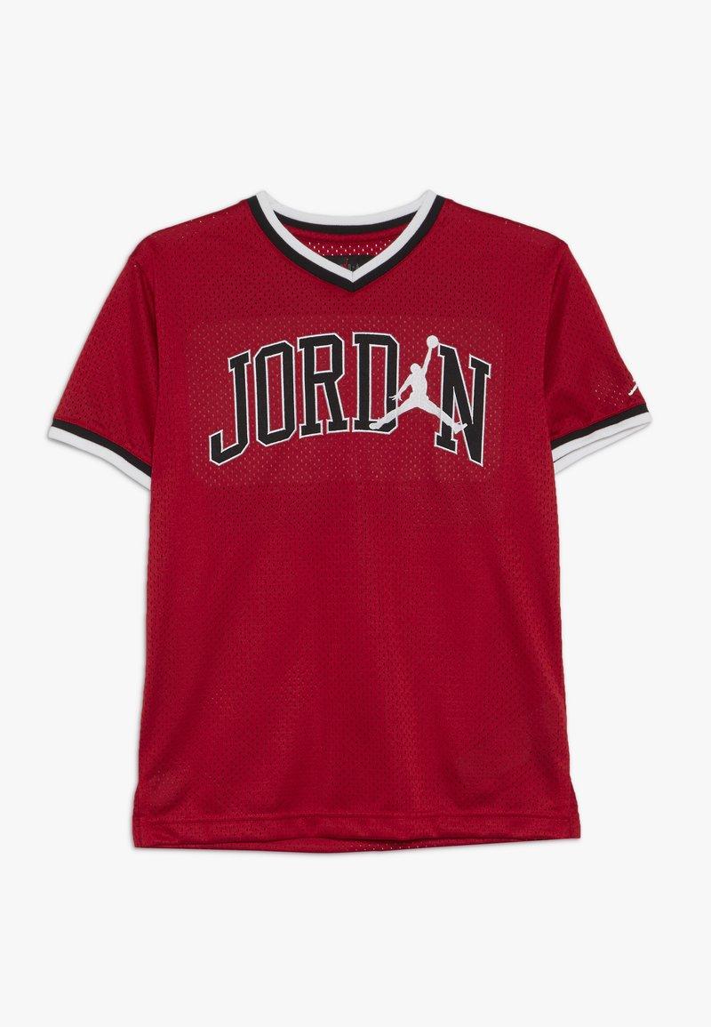Jordan - 23 SHOOTING - Print T-shirt - gym red