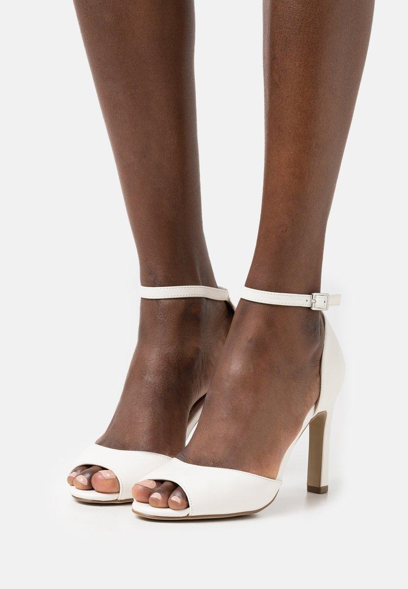 Anna Field - Peep toes - white