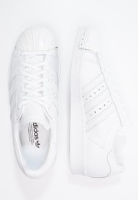 adidas Originals - SUPERSTAR 80S  - Sneakers laag - white - 2