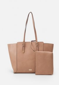 ALDO - SMOOTH - Tote bag - rugby tan - 3