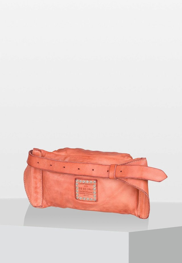 OSTUNI  - Bum bag - light pink
